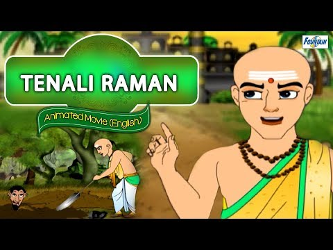 Tenali Raman - Full Animated Movie ( Hindi...