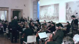 Archi Accademia Nova con Marco Fiorini - D.Shostakovich: Chamber Symphony No 1 in C minor