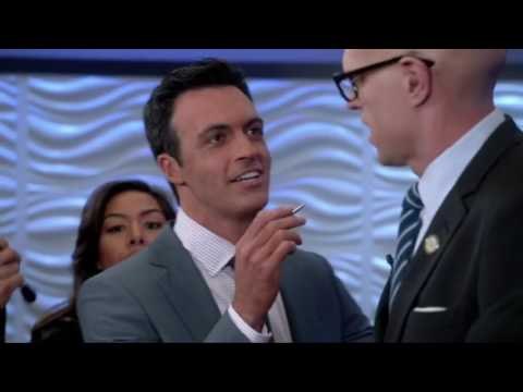 Jonah flips out in interview Veep