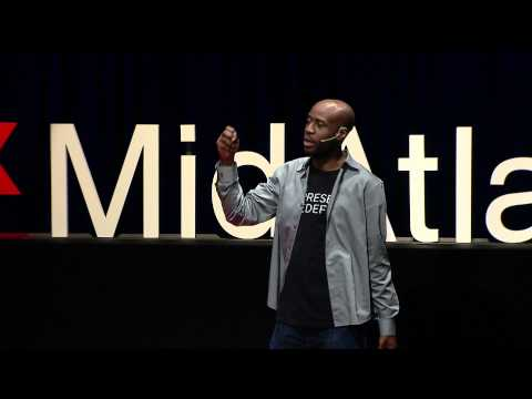 Breaking down stereotypes using art and media | Bayete Ross Smith | TEDxMidAtlantic