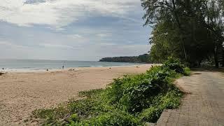 Пляж Сурин волны в июне. Какая погода на Пхукете в июне
