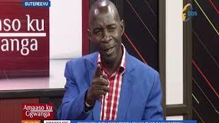 Hon Luttamaguzi alabudde Gen Katumba yesonyiwe okutiisatiisa banna people power