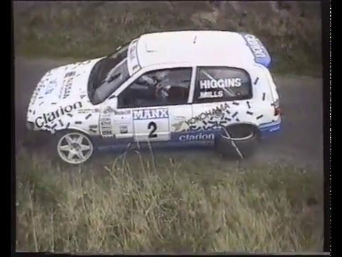 Brittish Rally Championship 1998 Full Season