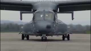 Tiltrotor Aircraft ONE OF A KIND US Military V 22 Osprey Tiltrotor Aircraft Thumbnail