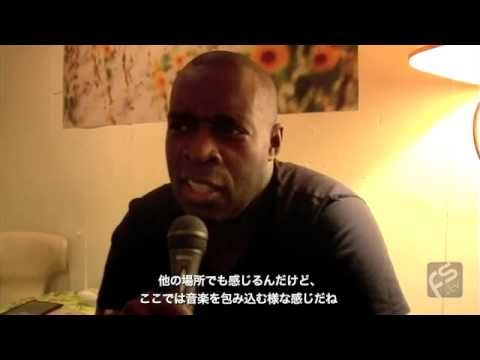KEVIN SAUNDERSON INTERVIEW, TOKYO 2011 - NEW!