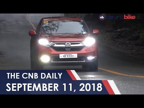 Honda CR-V | Lamborghini Urus | Nissan Kicks | August Auto Sales