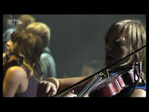 Arcade Fire - Power Out + Rebellion (Lies) | Rock En Seine 2007 | Part 14+15 Of 16 | 720p HD