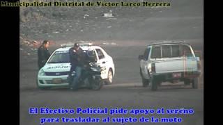 Serenazgo Apoya a la policía de las Aguilas Negras