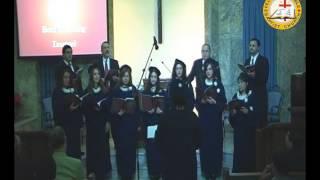 English & Arabic Hymns Christmas Medley -  FBBC Choir Christmas 2012