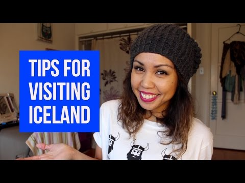 TOP 10 TIPS FOR VISITING ICELAND - ICELAND TRAVEL GUIDE | Vlog 084
