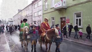 Orszak Trzech Króli w Limanowej 6 stycznia 2020r.