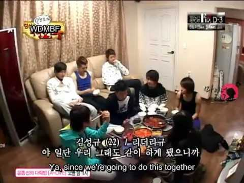 dating alone ep 1 eng sub chanyeol