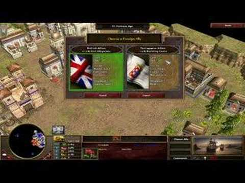 Age of empire 3 asian dynasties