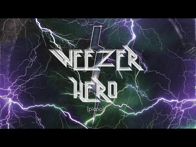 Weezer - Hero (Piano)