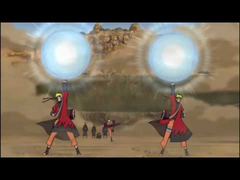 Naruto vs Pain AMV-Hero Skillet [HD]