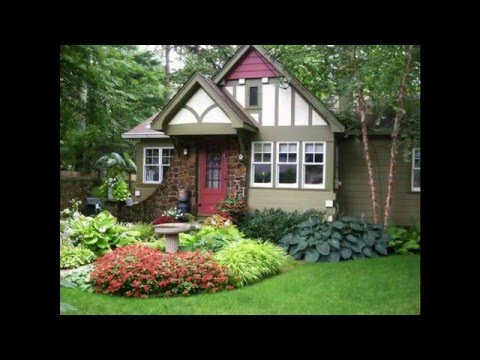 [Garden Ideas] Landscape ideas for small front yard Pictures Gallery