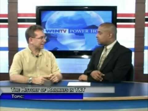 Trinidad Railway History 2009 Part 3