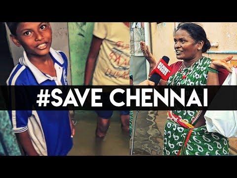 SHOCKING Footage from TARAMANI | Chennai Floods 2017 | DC 113