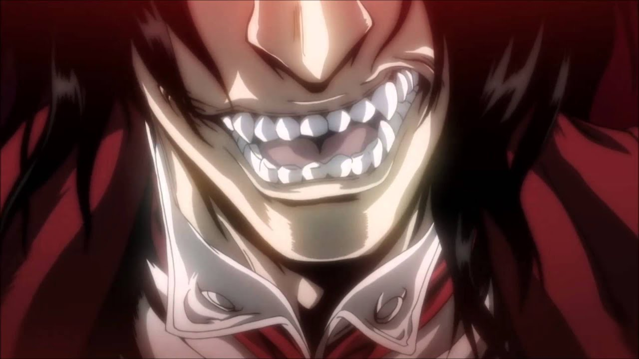 Hellsing Ultimate - Alucard's Past [Uncut Blu-Ray Version ...