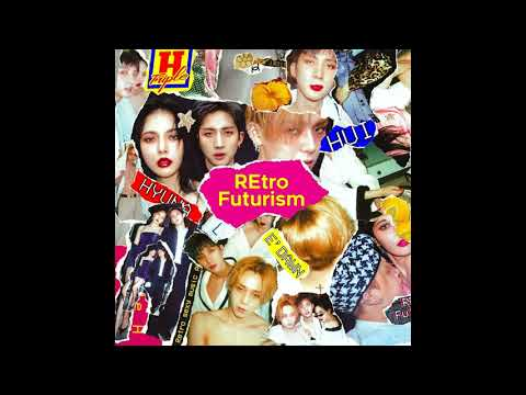트리플 H(Triple H) - RETRO FUTURE (Inst.) [2nd mini album