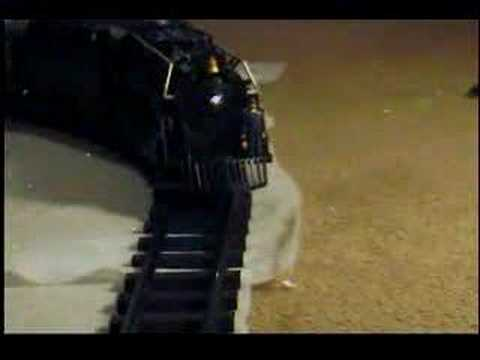 Modelling Railway Train Track Plans -Great Polar Express Model Train