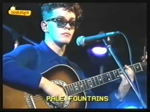 THE PALE FOUNTAINS LIVE - Lavinia's Dream (Spain TV)