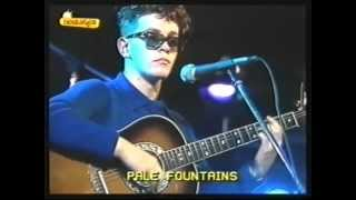 THE PALE FOUNTAINS LIVE - Lavinia