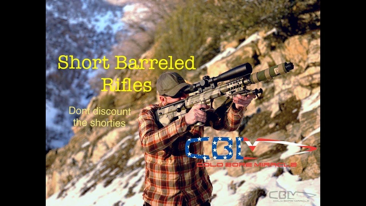 Short Barreled Rifles 18