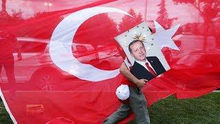 Победа Эрдогана и требование ЕС // 25.06.18 // Итоги дня