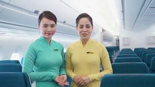 Airbus A350 XWB thứ 9 mới nhất của Vietnam Airlines