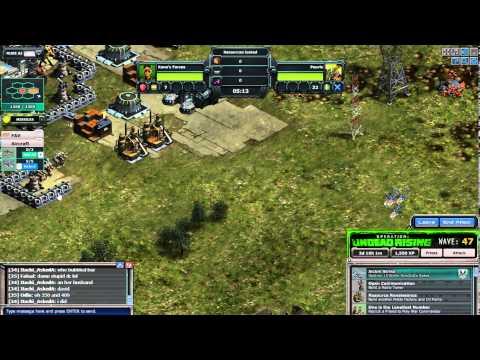 War commander preview server operation undead rising FAV schematic