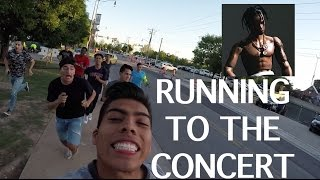 ROAD TO SEE TRAVIS SCOTT IN OKC!! VLOG #4