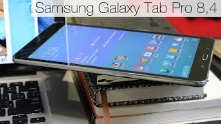 Samsung Galaxy Tab Pro 8.4: Предел достигнут