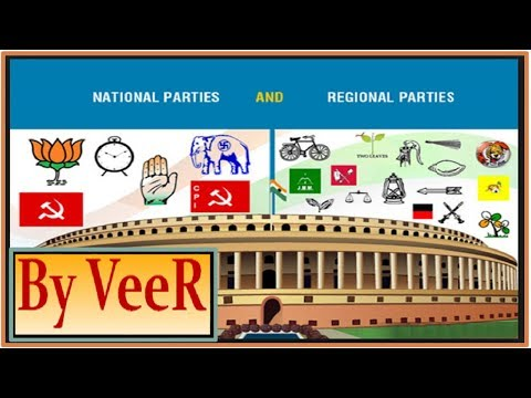 Conditions for Recognition as a National Party and State Party (Indian Polity) By VeeR