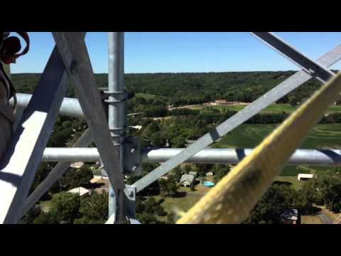 Mossville, Illinois Tower Climb