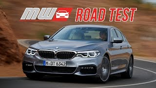 Road Test: 2017 BMW 530i/540i XDrive - Five Alive