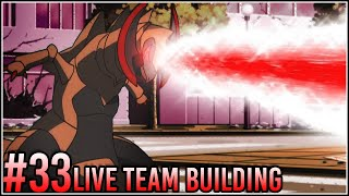 "Shady Teams - Pokemon Omega Ruby/Alpha Sapphire [ORAS] Live Team Building ""BROKEN and Sakura!"""