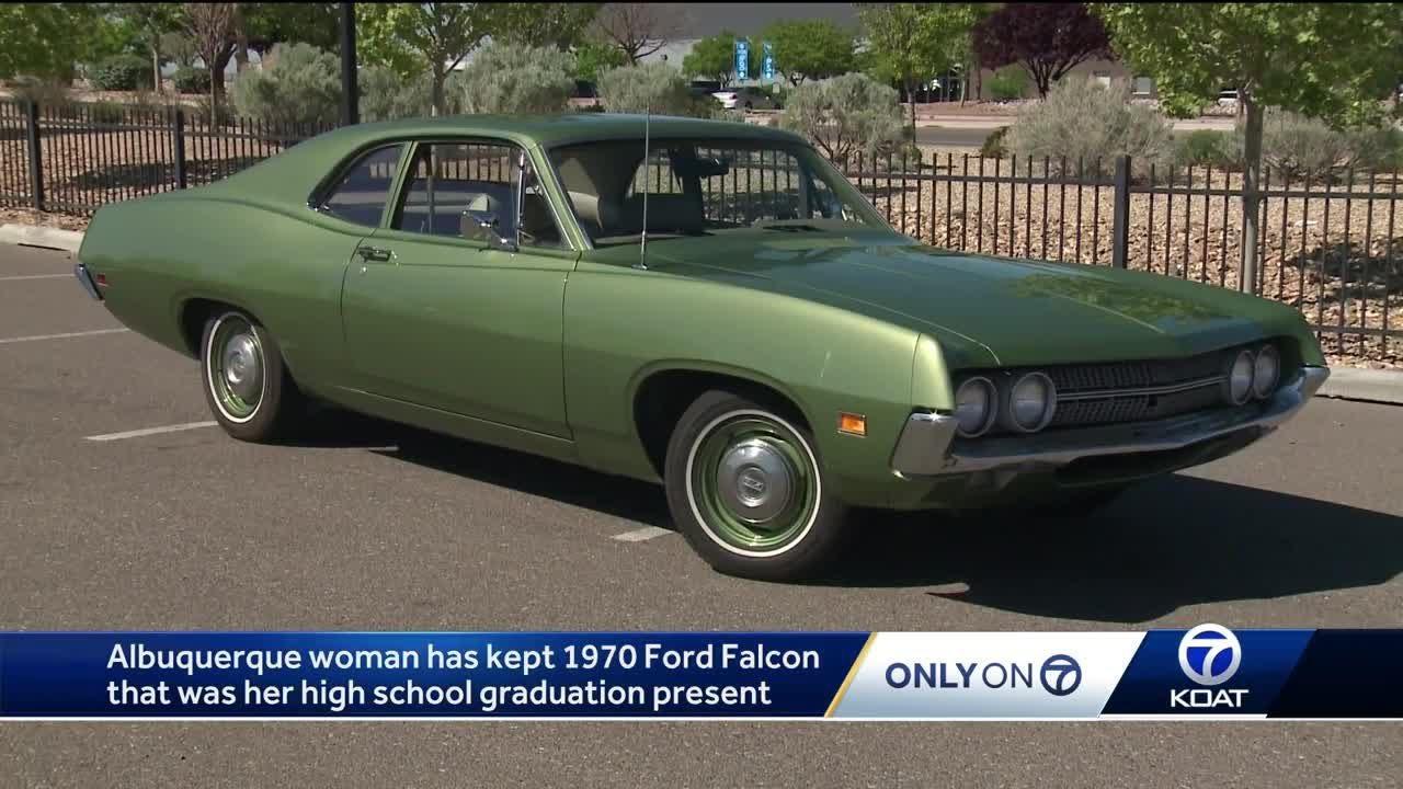 Auto Ambush: 1970 Ford Falcon