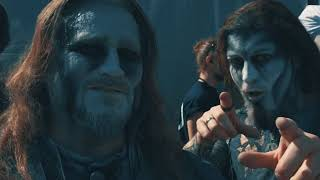 A day with POWERWOLF at Download Festival France 2018