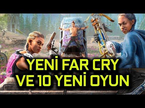 YENİ DUYURULAN 10 OYUN! (FAR CRY NEW DAWN, MORTAL KOMBAT 11...) thumbnail
