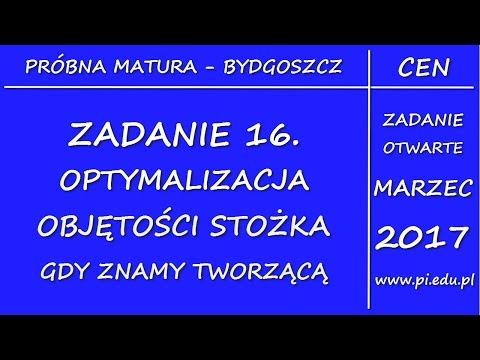 Zadanie 16. Marzec 2017 PR. CEN W Bydgoszczy [Optymalizacja]