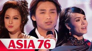 Liveshow ASIA 76 - Đan Nguyên, Tuấn Vũ, Băng Tâm | Liveshow Nhạc Hải Ngoại Hành Trình Một Giấc Mơ