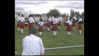 Cottown pipe band worlds 2006 grade 3b msr