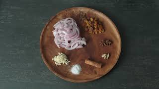 CUCKOO GABA Rice Recipes - Curry Rice Pilaf