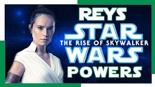 Daisy Ridley Reveals Where Reys New Powers Come From!