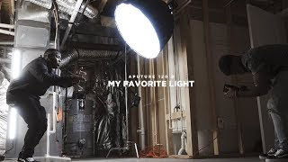 My Favorite Light EVER! (LightStorm Aputure 120D)