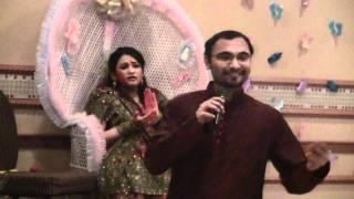"""Gambar cover Manan Vora Singing Live """"Tere Naina (MNIK)"""" Full HD at a Baby Shower in Secaucus NJ"""