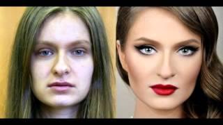 как нас обманывают бабы до и после макияжа (СМОТРЕТЬ ВСЕМ)