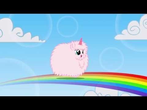 Розовая пони из май литл пони мультфильм