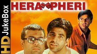 Hera Pheri (2000) | Full Video Songs Jukebox | Sunil Shetty, Akshay Kumar, Paresh Rawal, Tabu